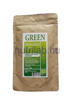 Green Ashwaganda por 125 g