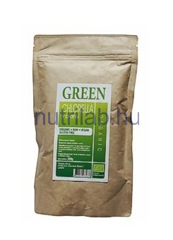 Green Chlorella por 250 g