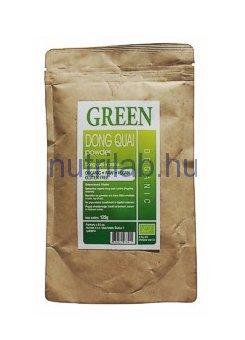 Green Dong quai por 125 g