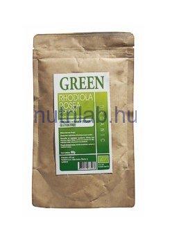 Green Rózsagyökér (Rhodiola rosea) por 60 g