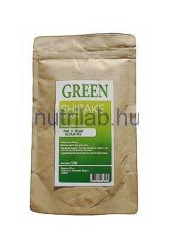 Green Shiitake gomba por 125 g