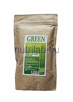 Green Spirulina por 250 g