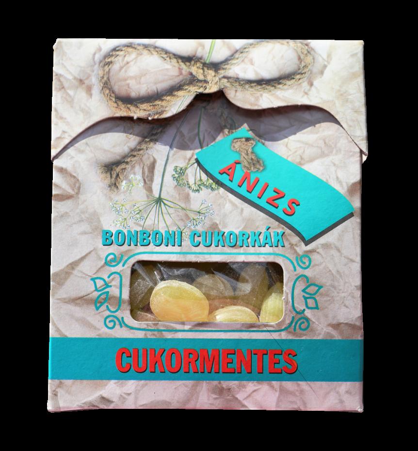 Bonboni-Ánizs-Cukormentes