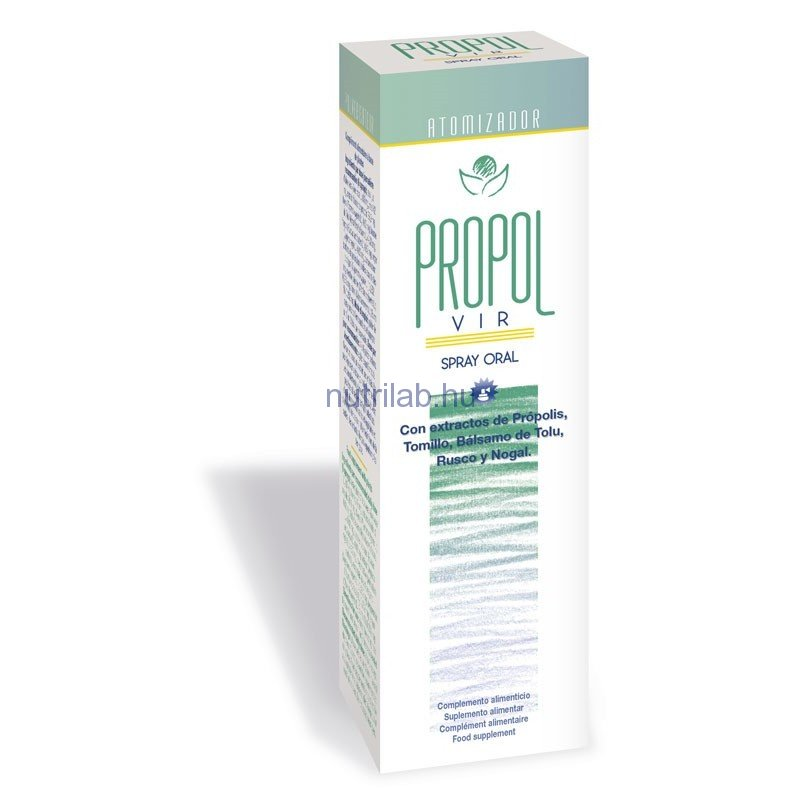 BIOSERUM HERBETOM Propolvir száj spray 20 ml