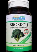 NutriLAB Brokkoli kapszula 30X