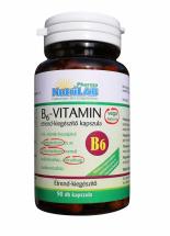 NutriLAB B6 Vitamin vega kapszula  90X