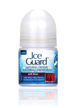 Optima Ice Guard kristály dezodor rózsa 50 ml