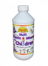 Dynamic Folyékony Multivitamin gyerekeknek 237 ml