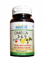 NutriLAB Omega 3-6-9 90x