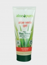 OPTIMA Aloe Vera gél teafaolajjal 200 ml