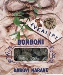 Bonboni-Eukaliptusz