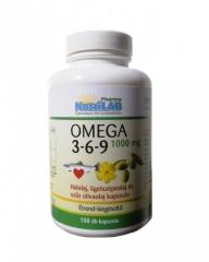 NutriLAB Omega 3-6-9 1000 mg 150x