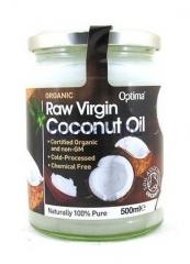 OPTIMA bio szűz nyers kókuszolaj 500 ml