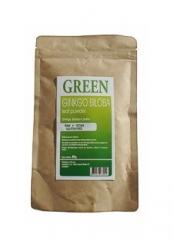 Green Ginkgo Biloba levél por 60 g