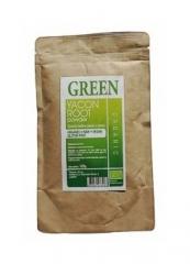 Green Yacon gyökér (Inkagumó) por 125 g