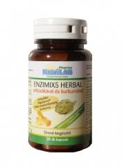 NutriLAB Enzimix5 Herbal kapszula 30X