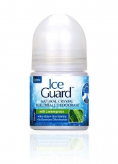 Optima Ice Guard kristály dezodor citromfű 50 ml