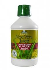 Optima Aloe Vera lé vörös áfonyával 500 ml