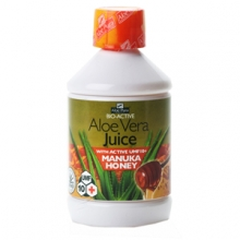Optima Aloe Vera lé Active 10+ manuka mézzel 500 ml