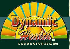 Dynamic Health Labs logo www.nutrilab.hu