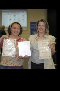 Év Anyavállalata verseny 2012. Első helyen: Imami és NutriLAB csapata