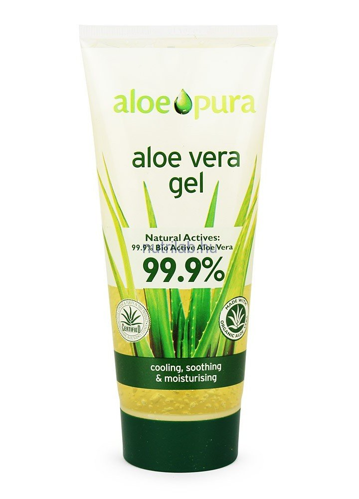OPTIMA Aloe Vera gél 99,99%-os 200 ml