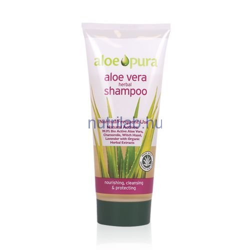 Optima Aloe Vera Sampon Normal 200 ml