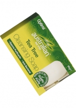 OPTIMA Ausztrál mélytisztító teafa olajos szappan 90g