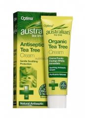 Optima Ausztrál antiszeptikus teafa krém 50 ml